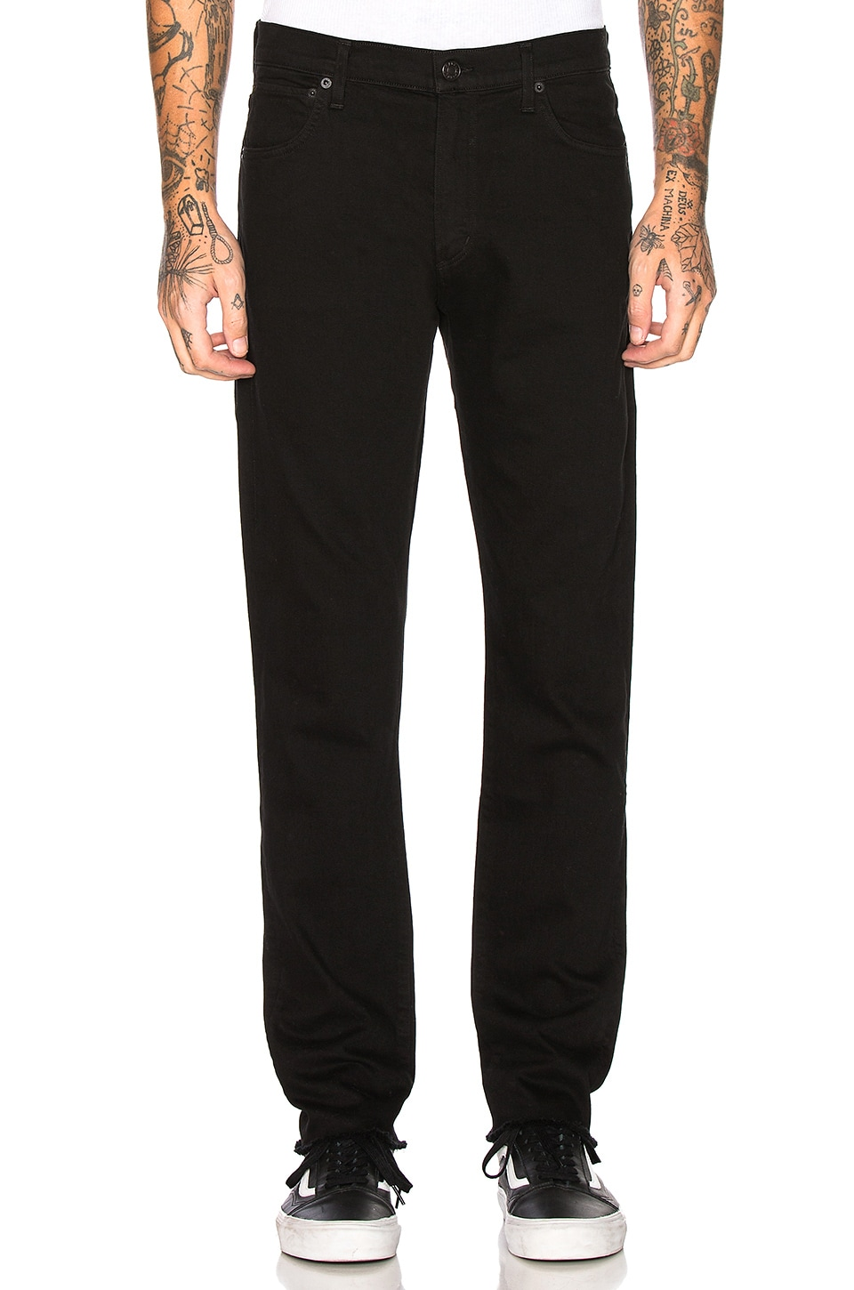 AGOLDE Splinter Jean en Black