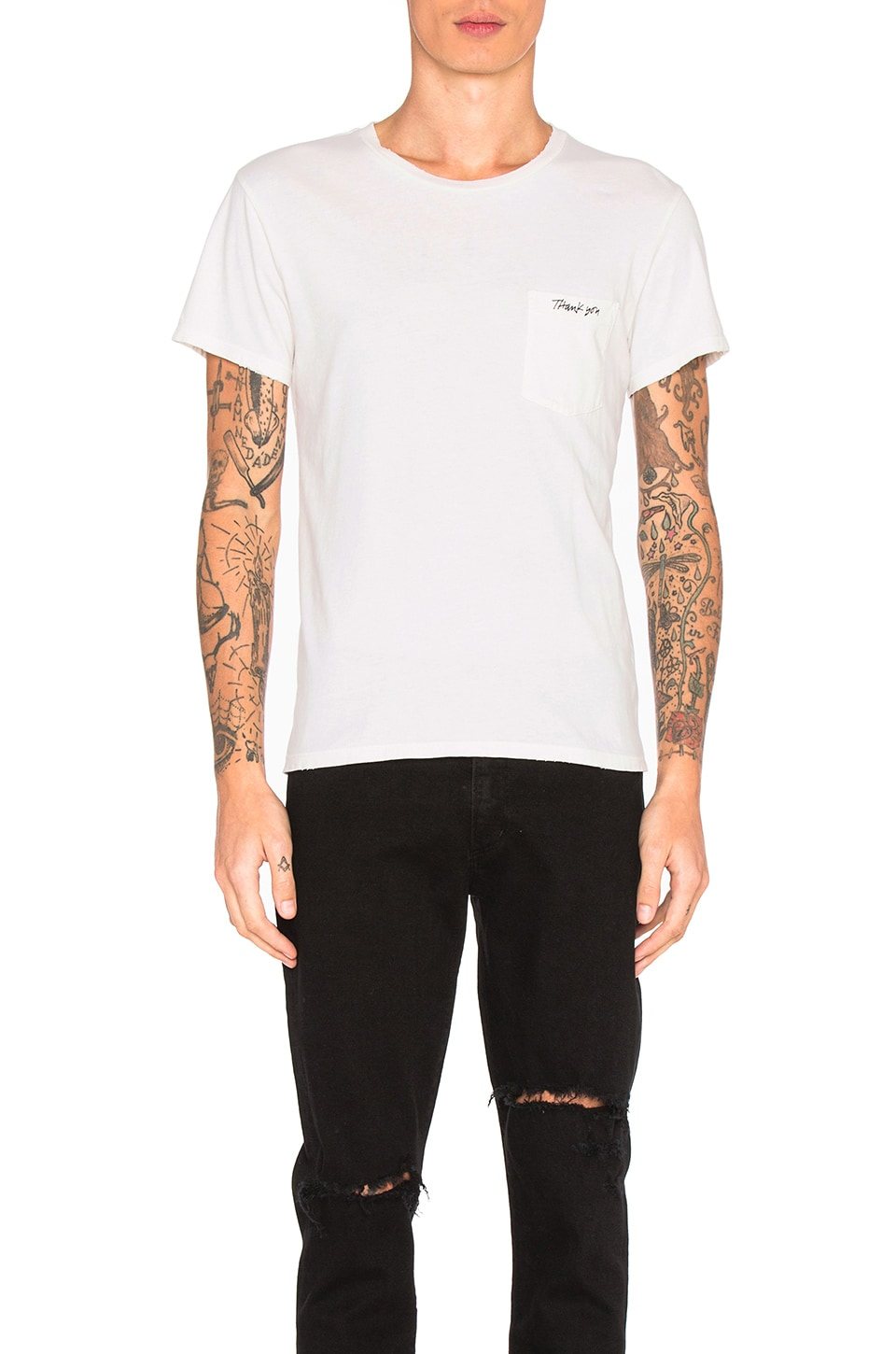 Pocket Tee by AGOLDE
