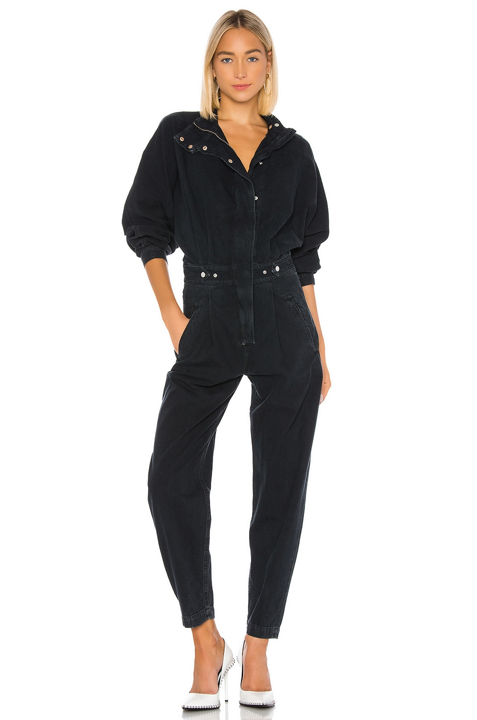 AGOLDE Ina Jumpsuit in Outcast
