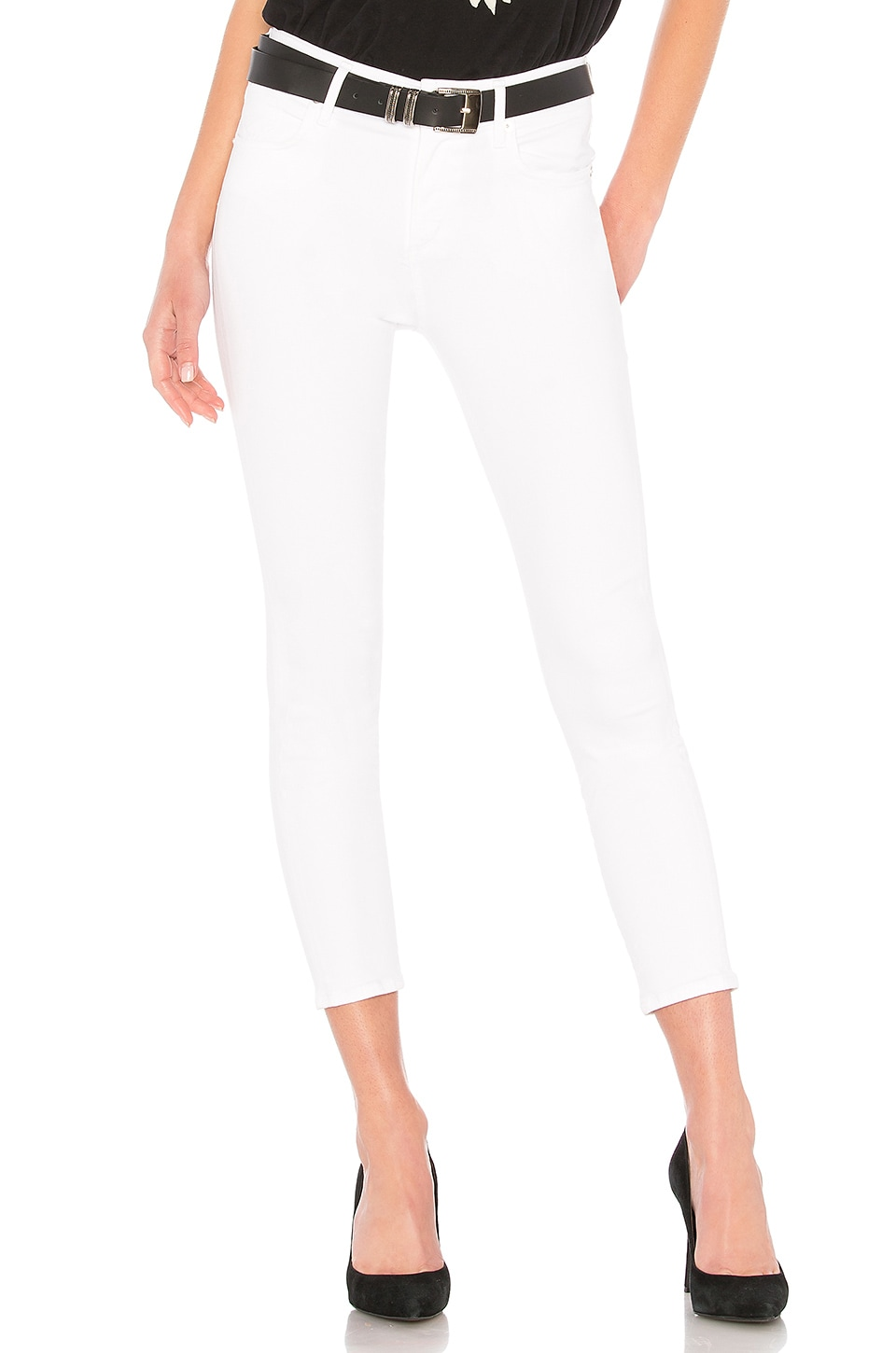 Sophie Crop High Rise Skinny Jean
