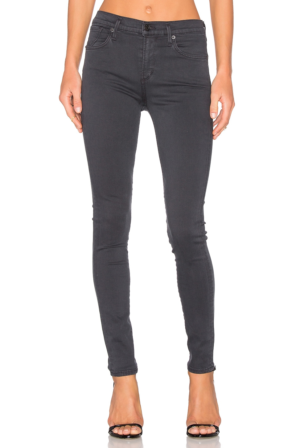 Sophie High Rise Skinny by AGOLDE