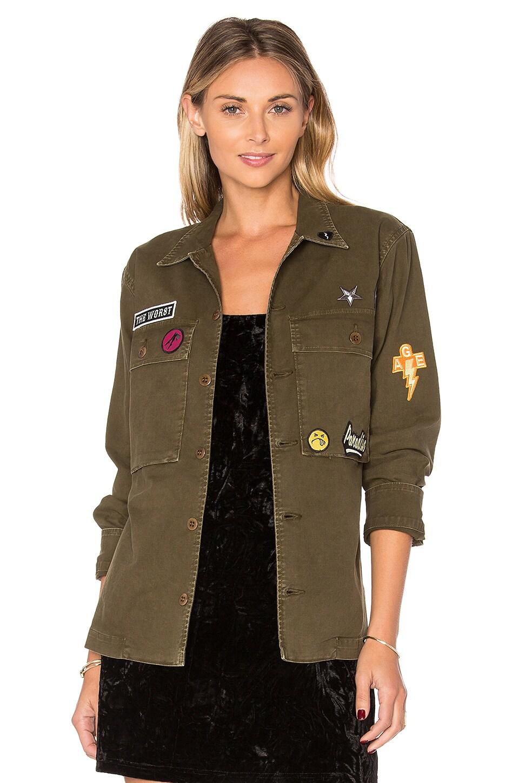 x REVOLVE Stella Utility Shirt Jacket by Agolde
