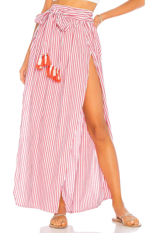 Agua Bendita Amaia Skirt in Sunlight
