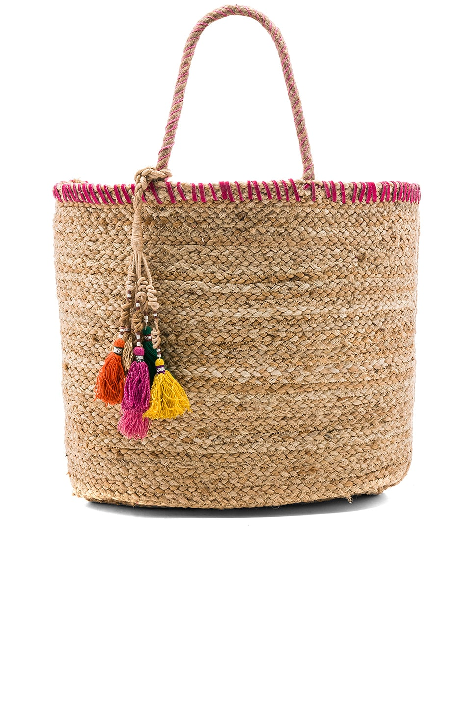 Agua Bendita Serena Bag in Natural
