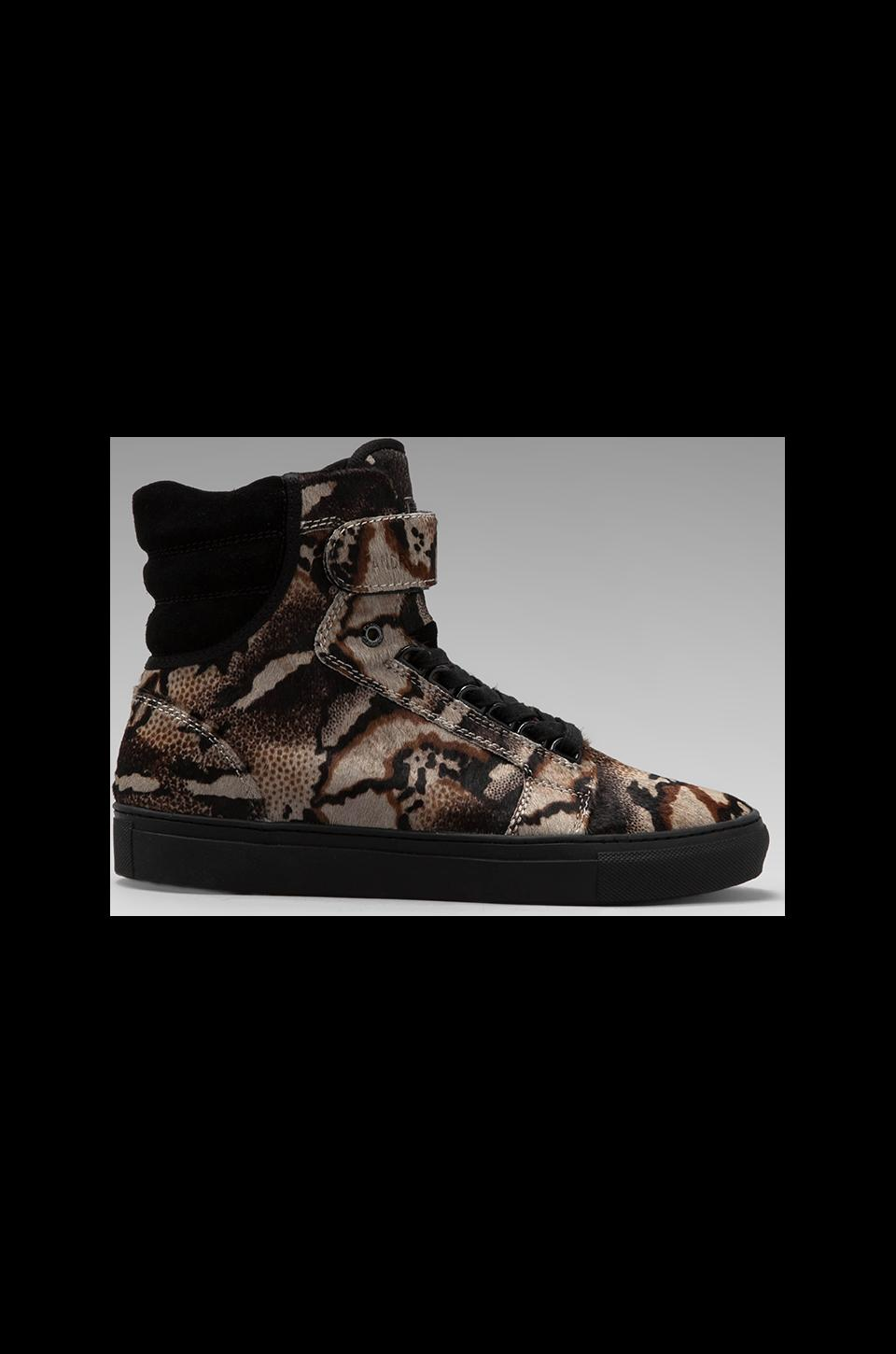 Android Homme Propulsion 1.5 with Faux Pony Hair in Boa
