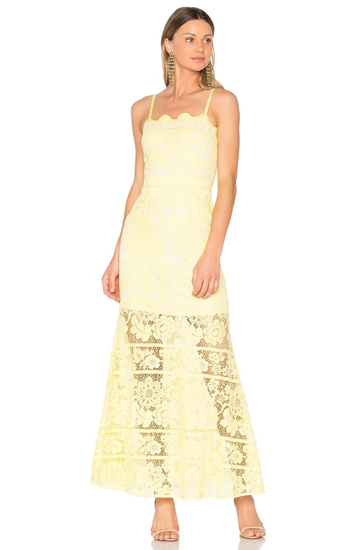 Andrea Maxi Dress by aijek