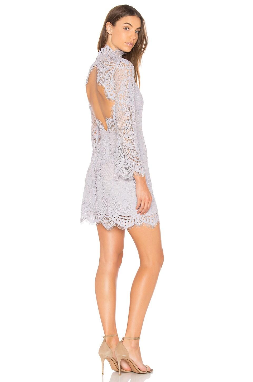 Eva Backless Lace Dress by aijek