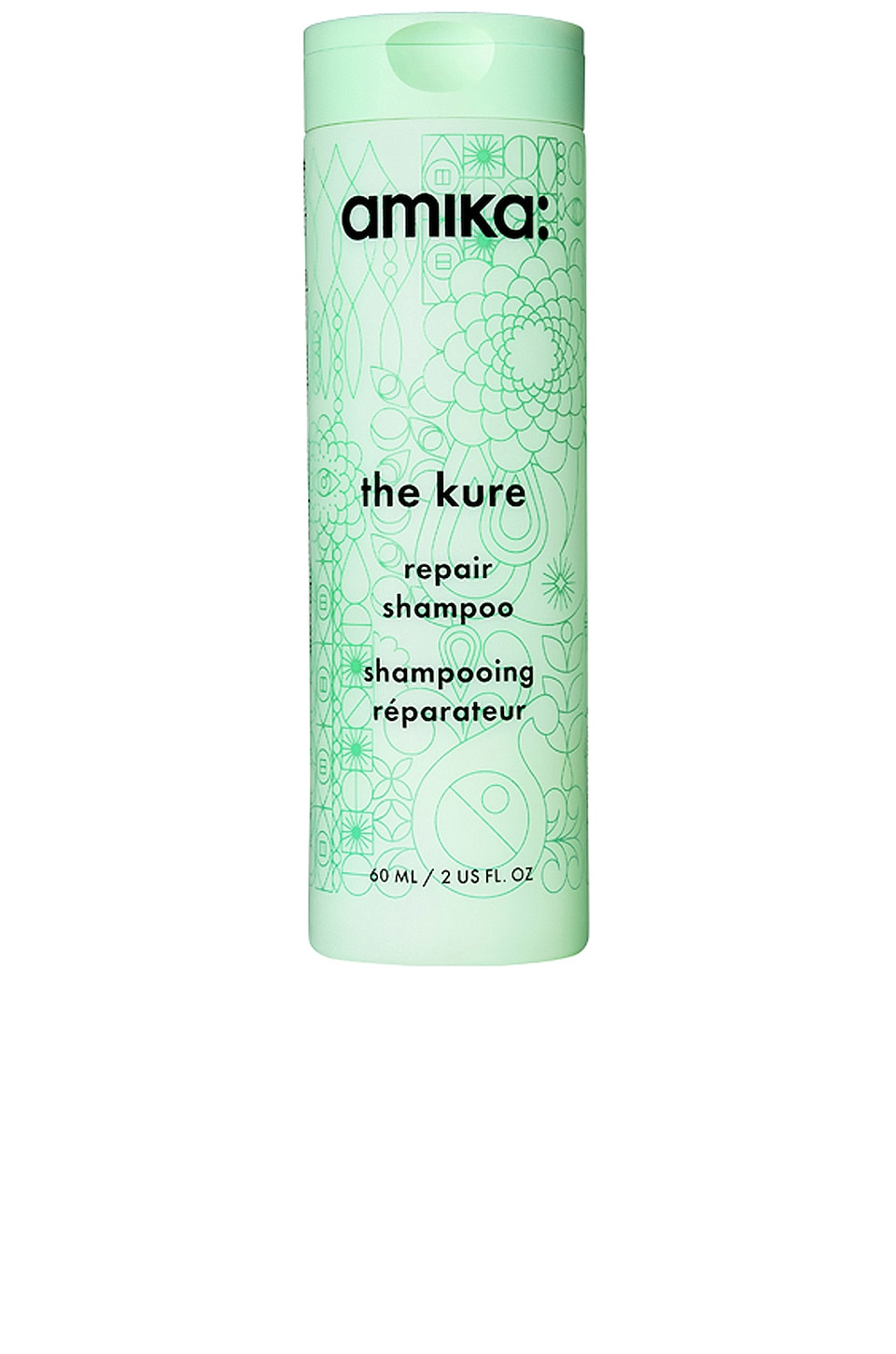 Travel THE KURE Repair Shampoo