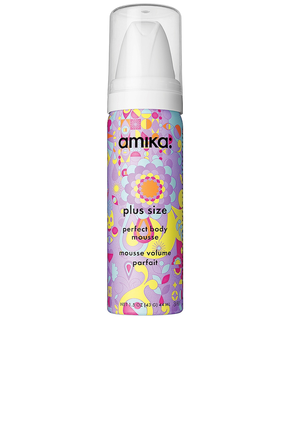 Amika Travel Plus Size Volume & Body Mousse