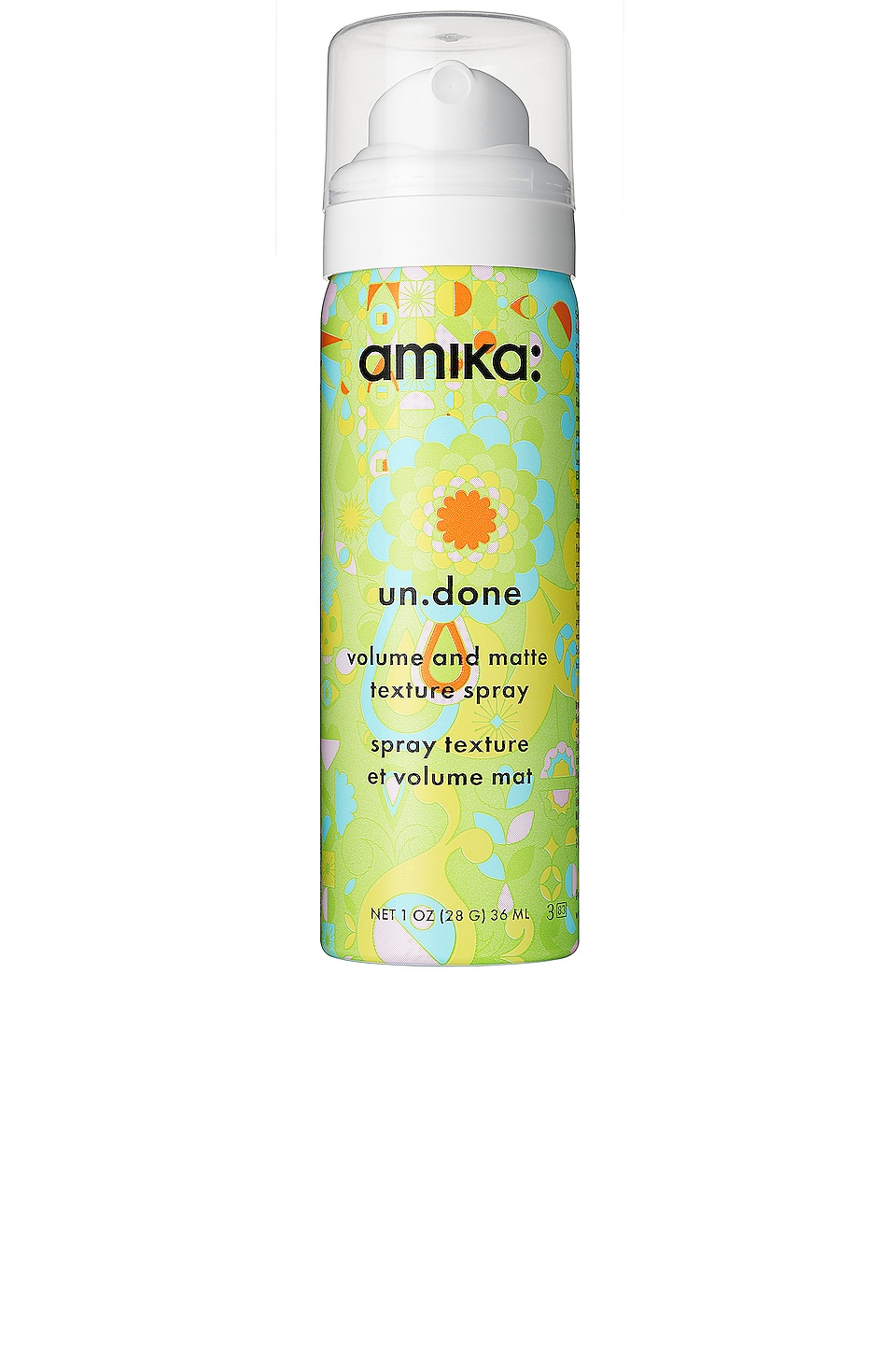 Amika Travel Un.Done Volume & Texture Spray