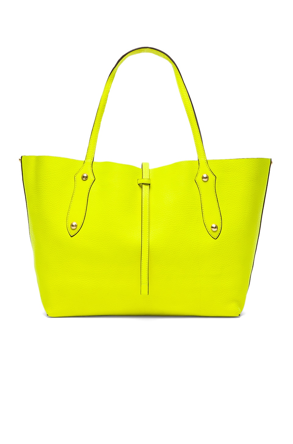 Annabel Ingall Small Isabella Tote in Citrus