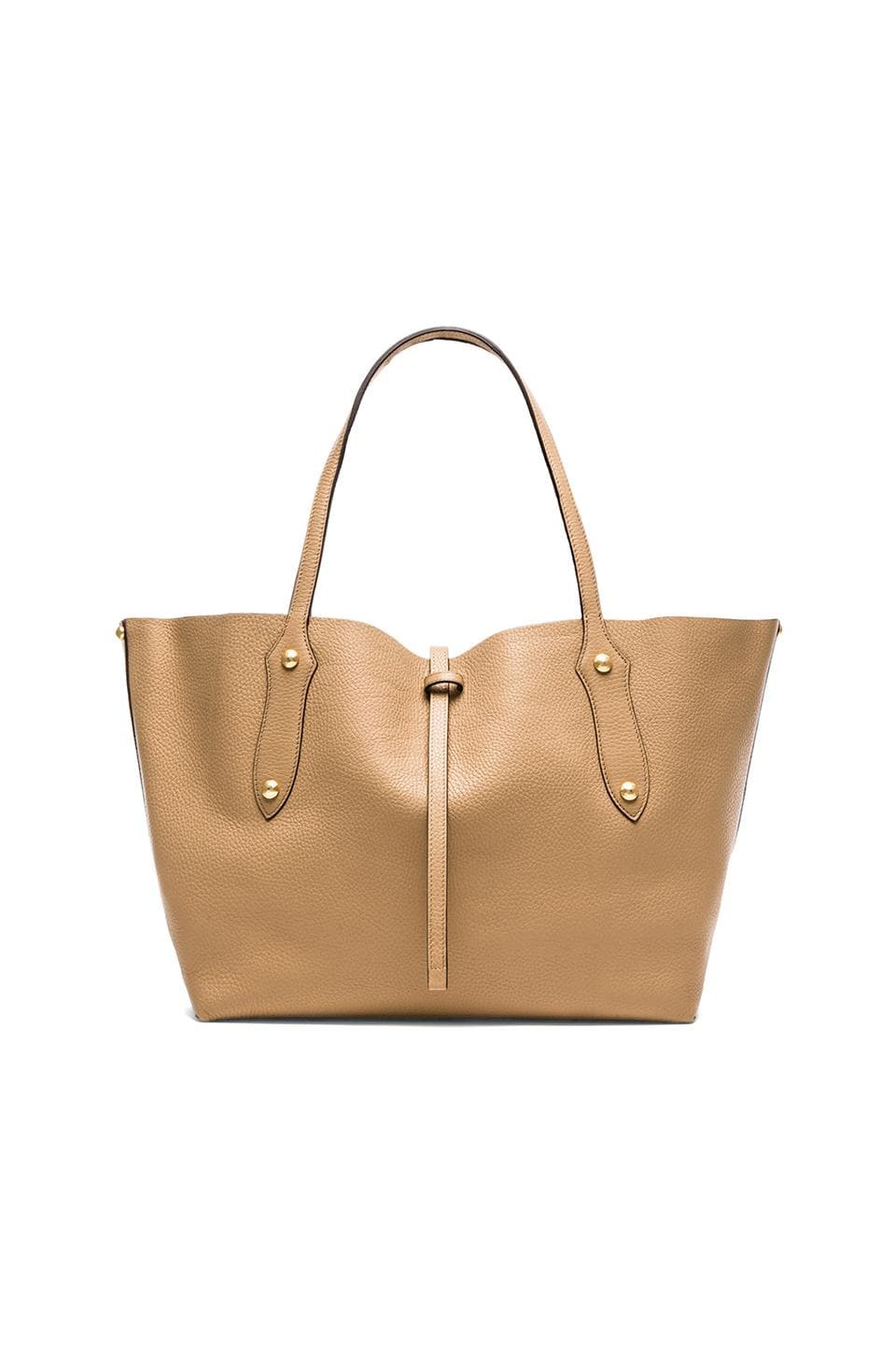 Annabel Ingall Isabella Small Tote in Honey