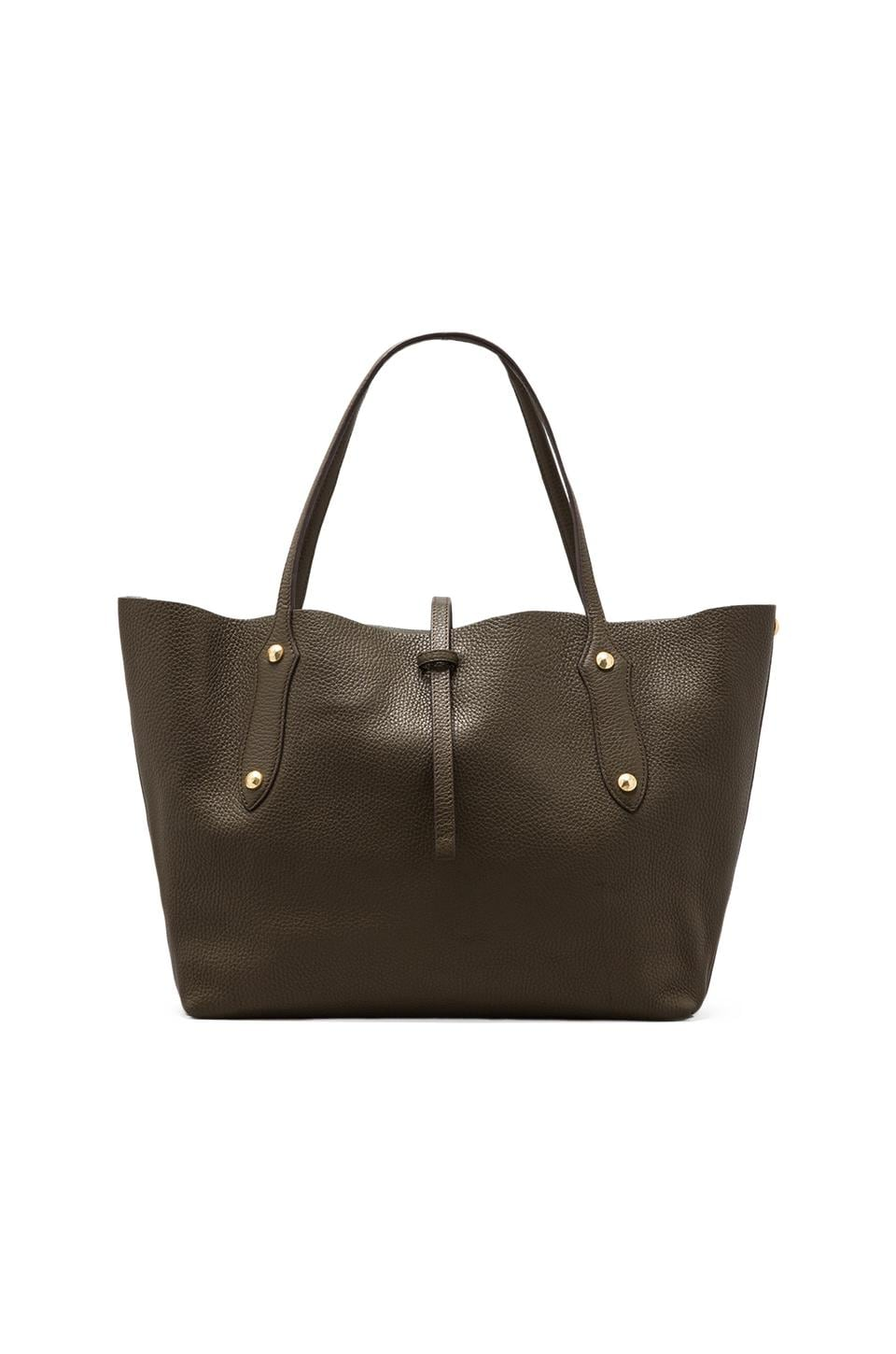 Annabel Ingall Small Isabella Tote in Military