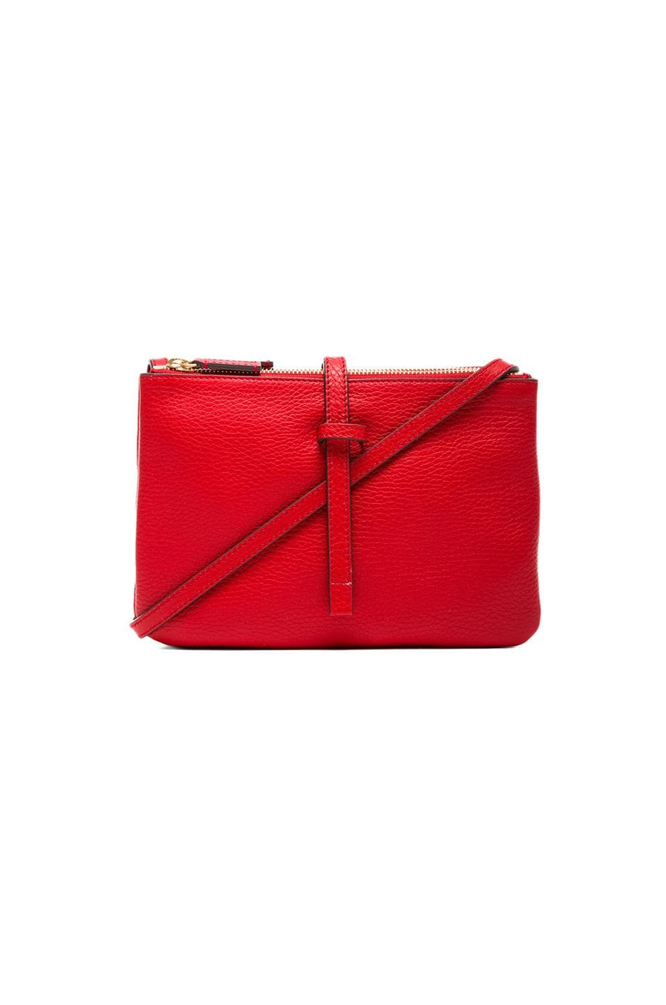 Annabel Ingall Jojo Crossbody in Chili