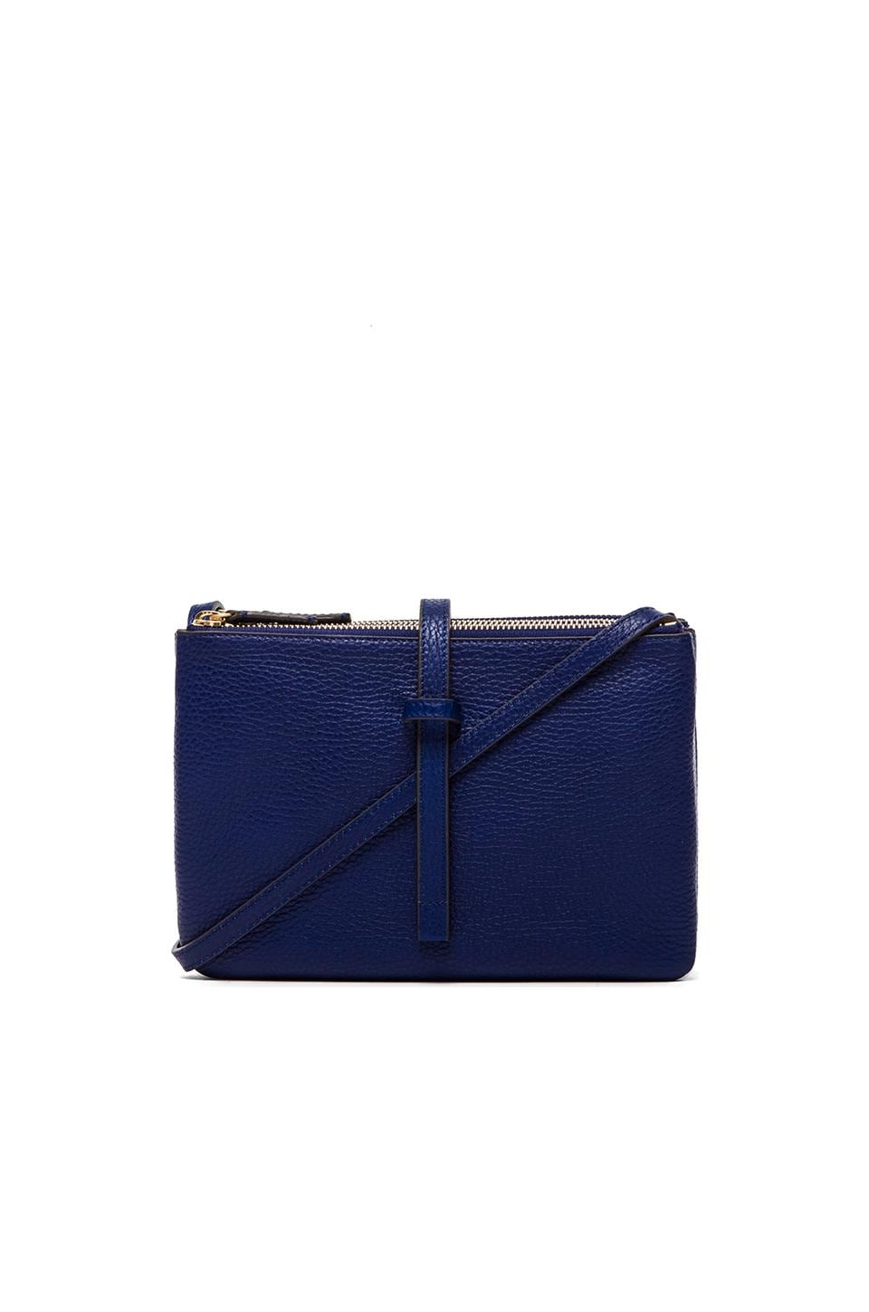 Annabel Ingall Jojo Crossbody in Persian Blue