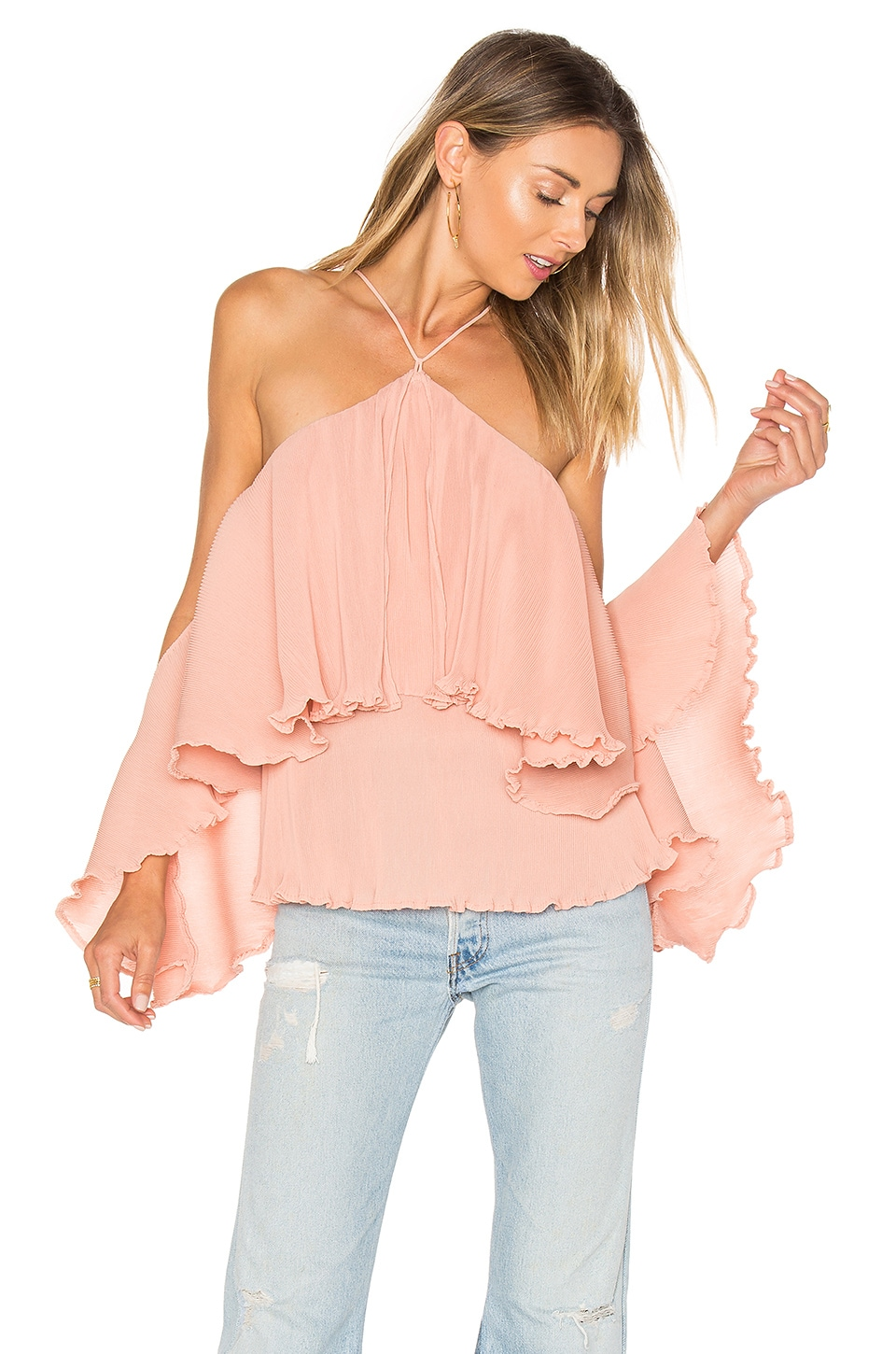 Princess Frill Top by Airlie