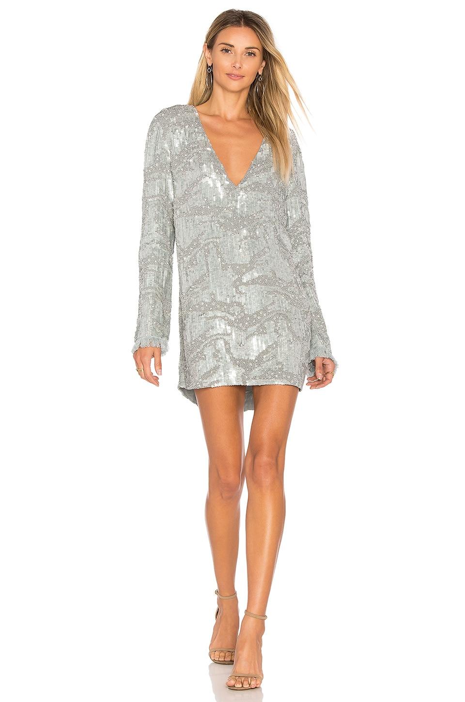 Odyssey Sequin Dress by Aje