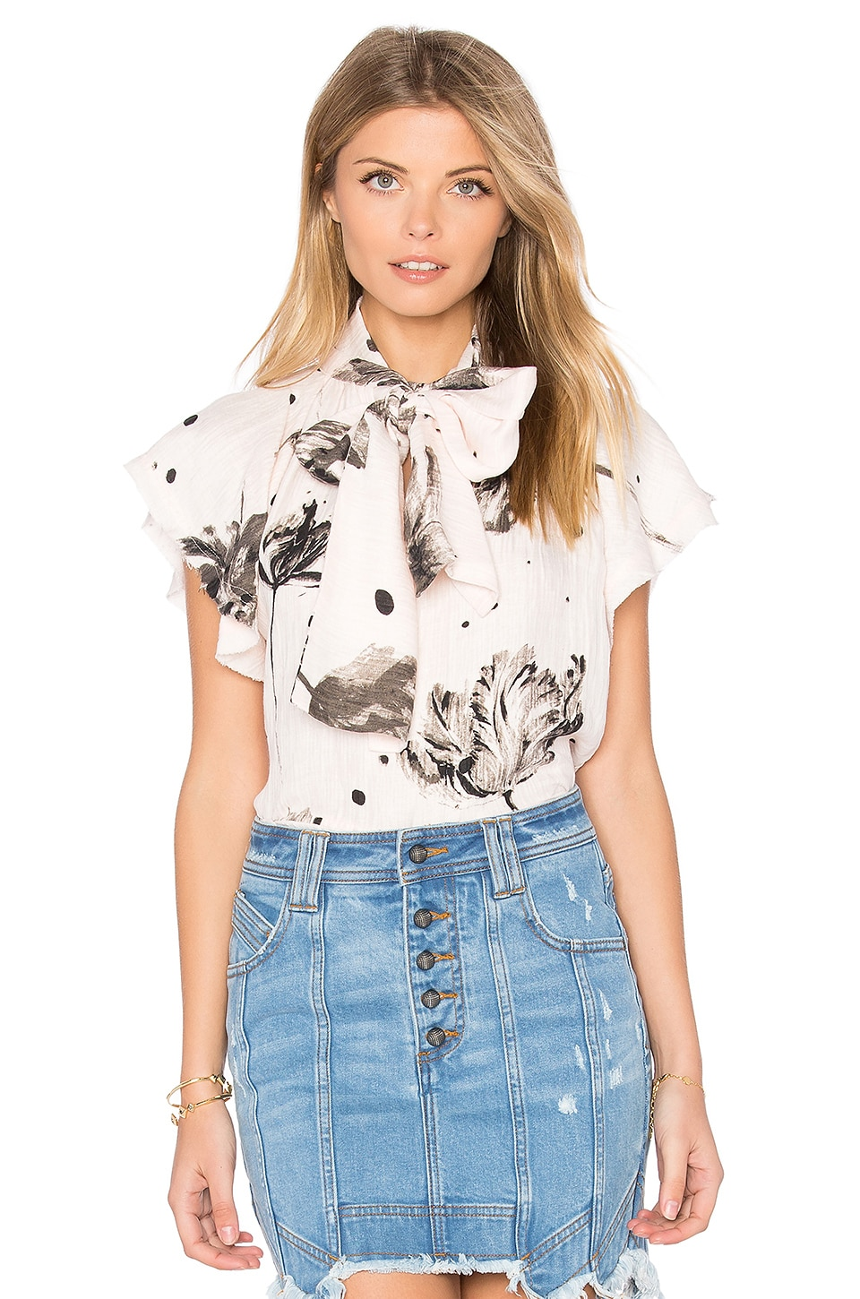 Leonor Top by Aje