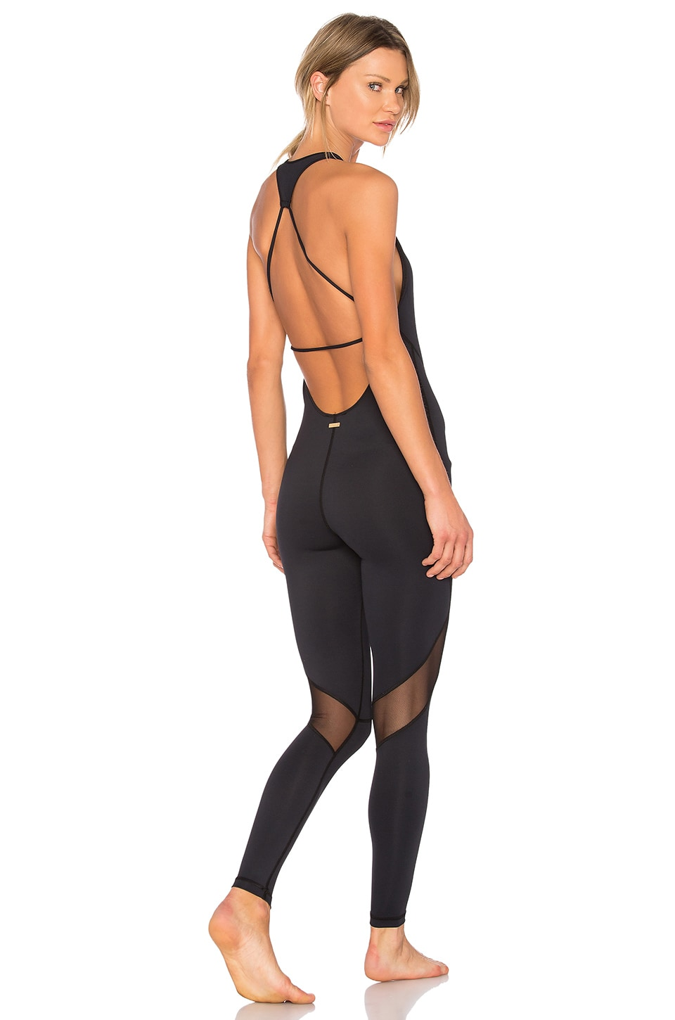 ALALA Strappy Bodysuit in Black