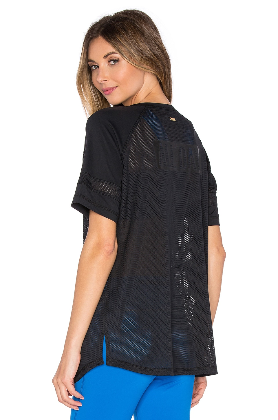 All Day Mesh Jersey by Alala