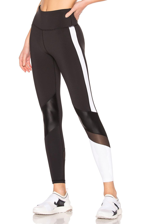 ALALA Freestyle Legging in Black & White