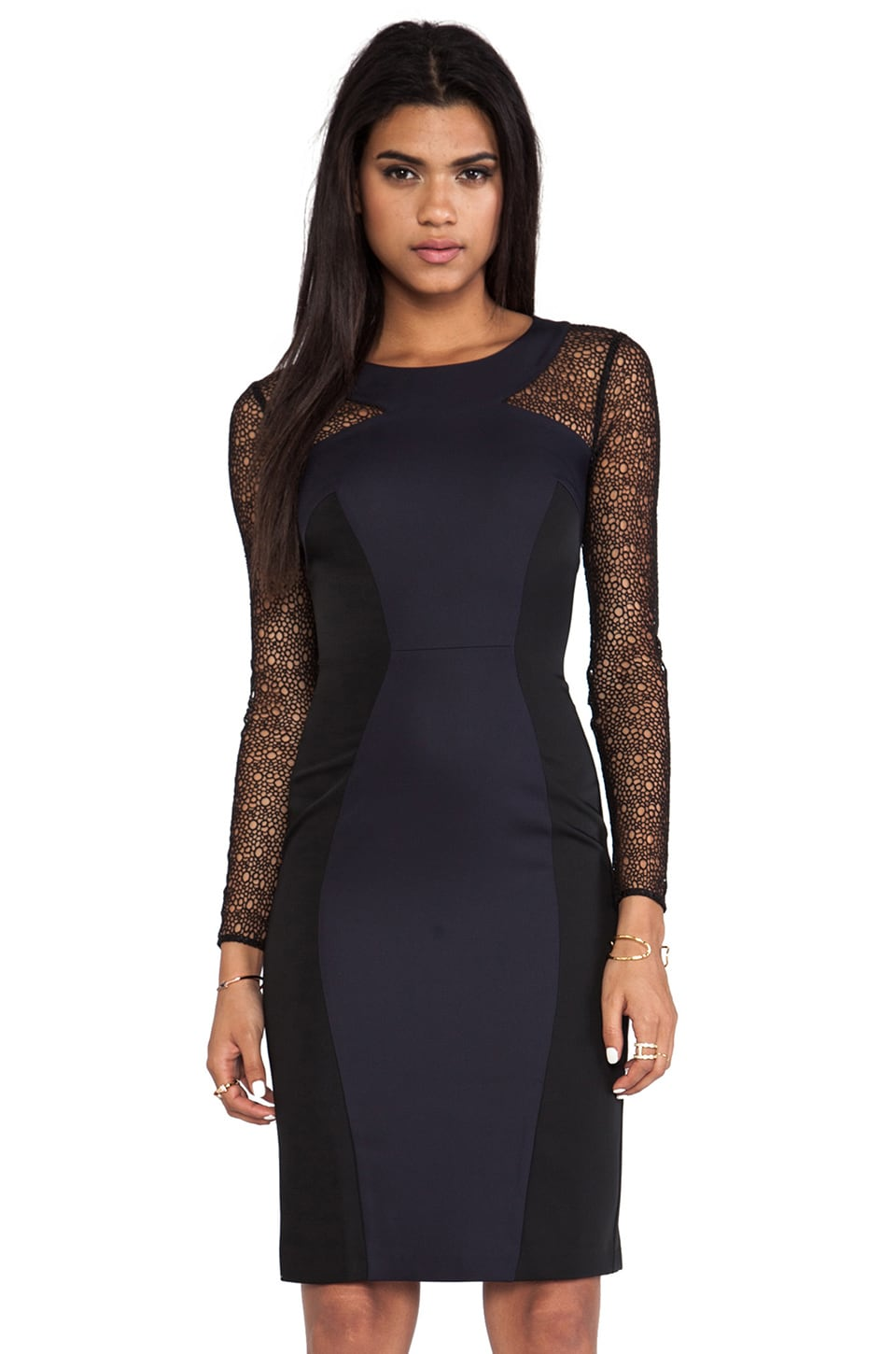 Alice by Temperley Mikiro Dress in Midnight Mix