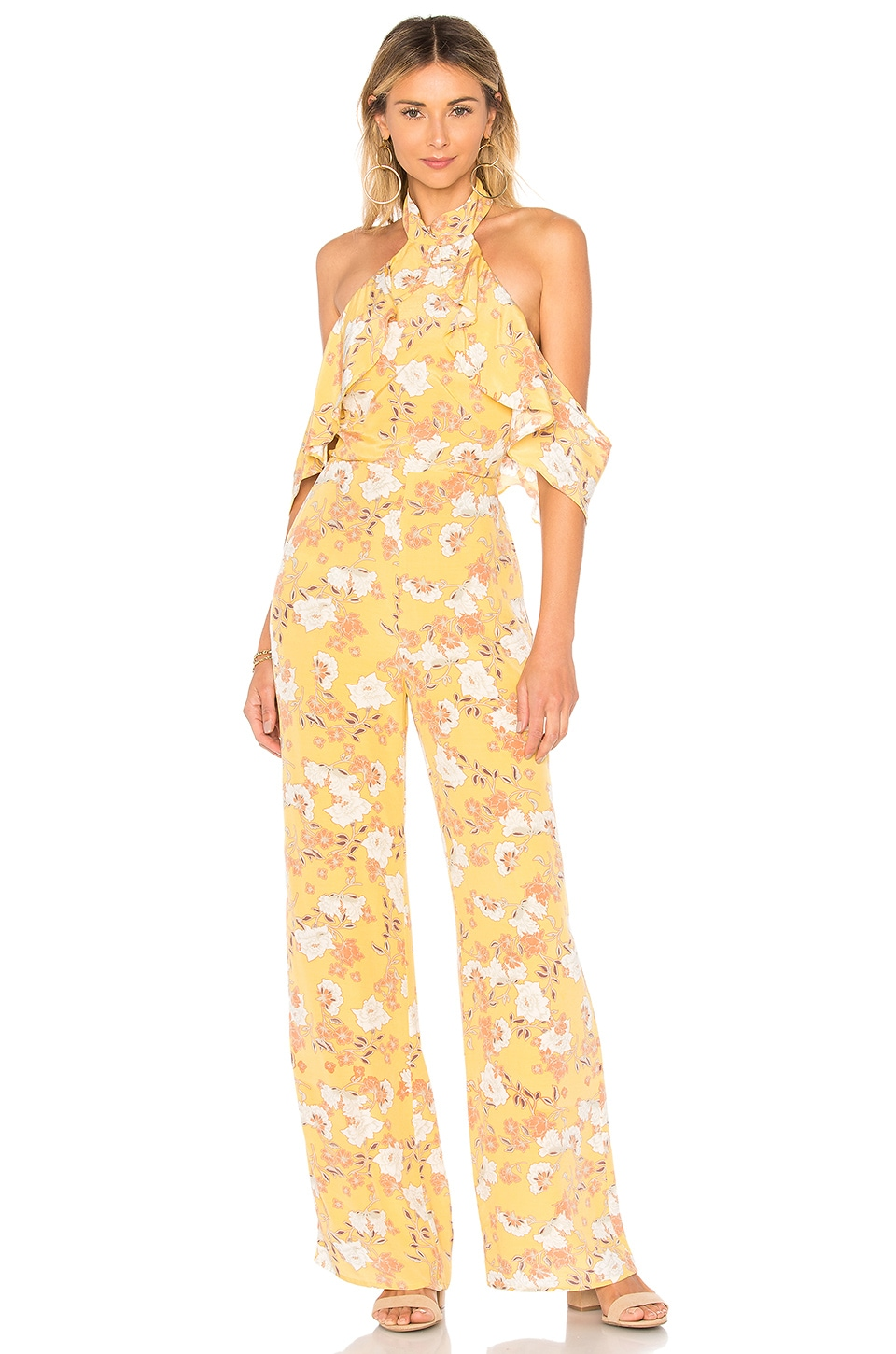 ale by alessandra x REVOLVE Matilde Jumpsuit in Marigold