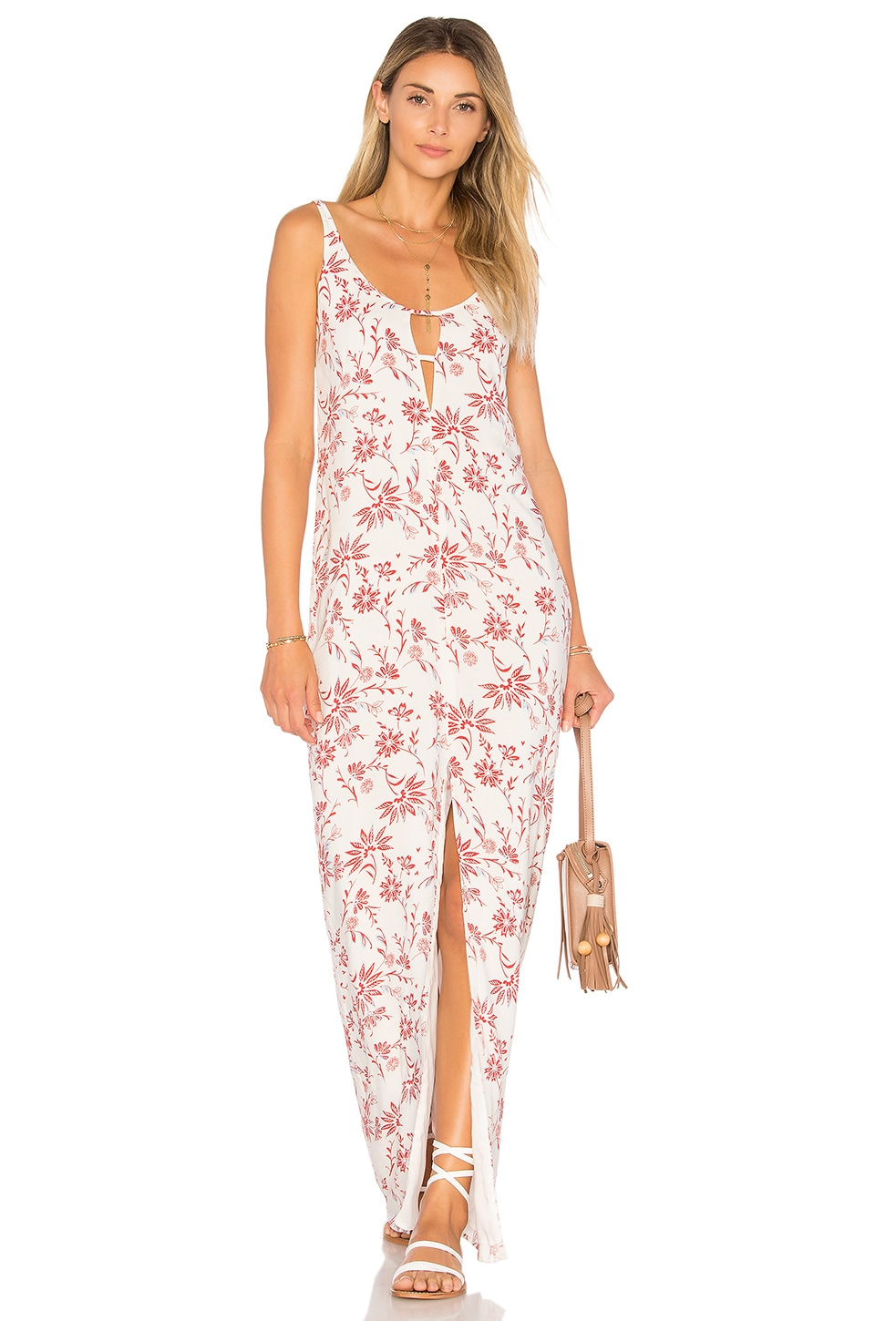 x REVOLVE Agatha Maxi Dress by ale by alessandra