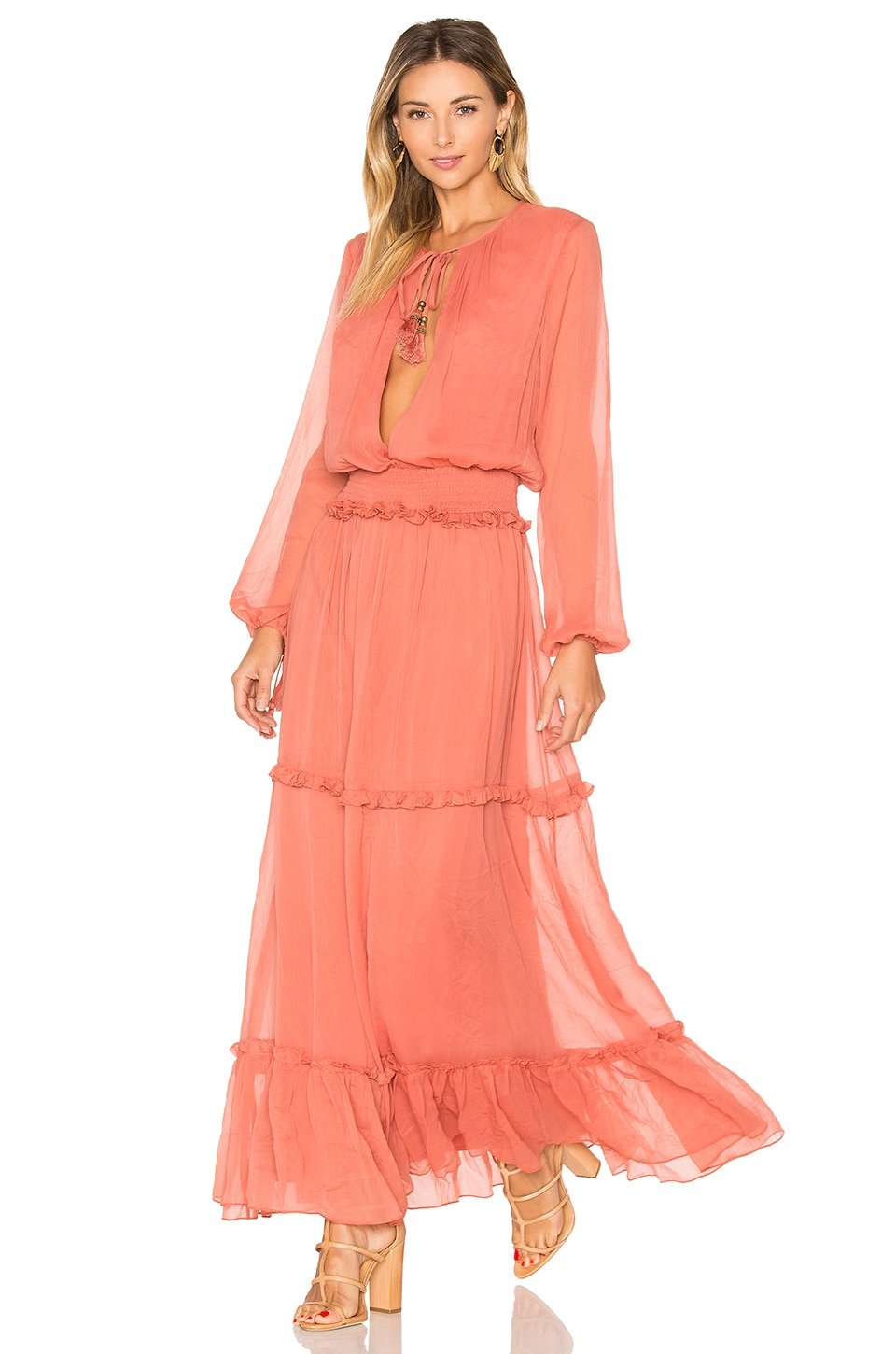 x REVOLVE Sabina Maxi Dress by ale by alessandra