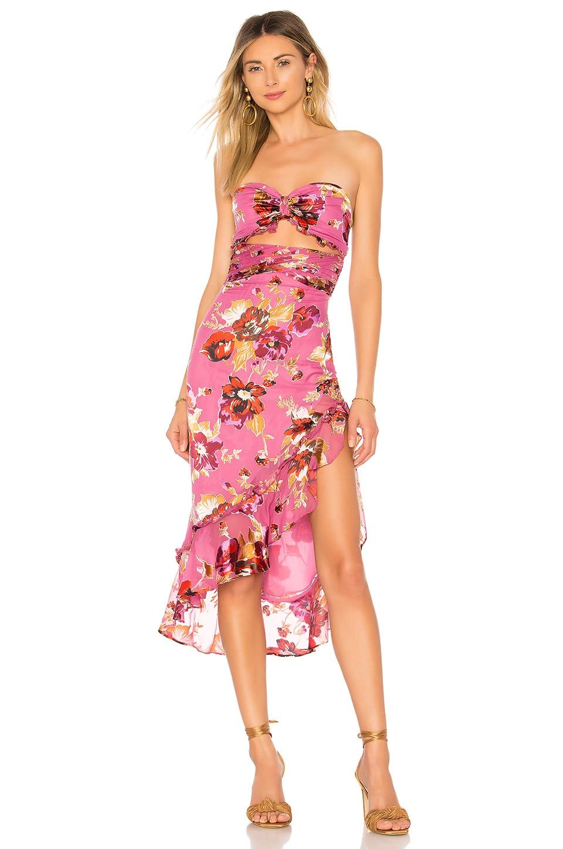 ale by alessandra x REVOLVE Miranda Dress in Pink Blossom