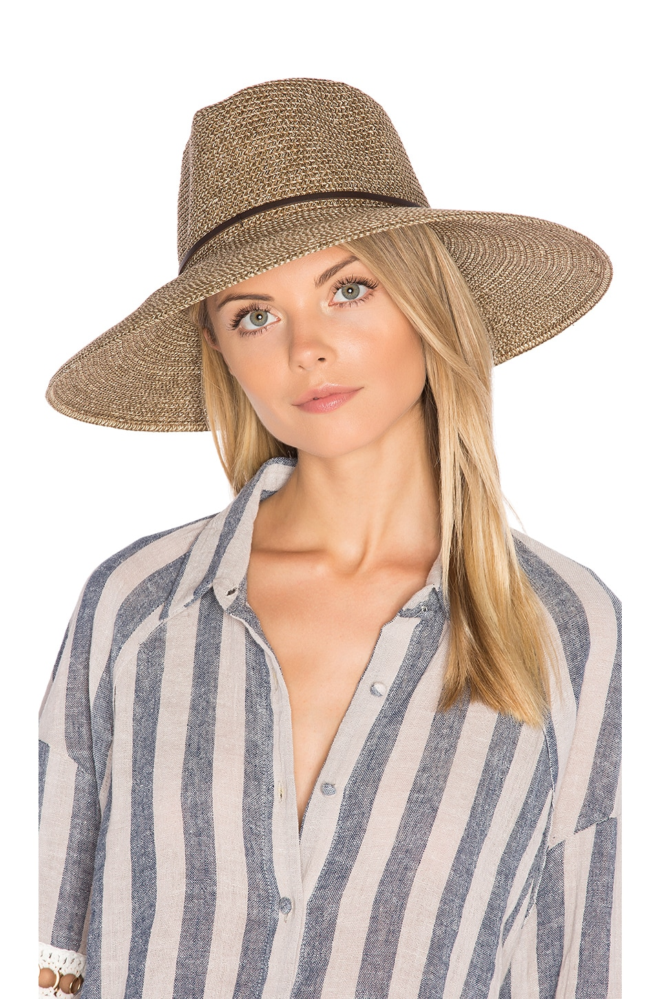 ale by alessandra Sancho Hat in Cocoa