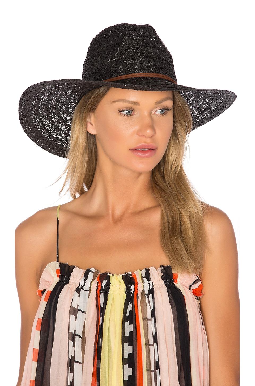 ale by alessandra Prescott Hat in Black