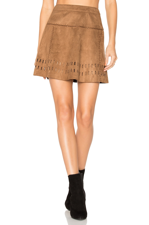 ale by alessandra x REVOLVE Mayte Skirt in Caramel