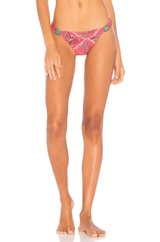 Bandit Banded California Bikini Bottom by ale by alessandra Swimwear