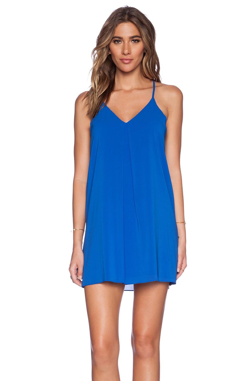 Fierra Y Back Mini Dress