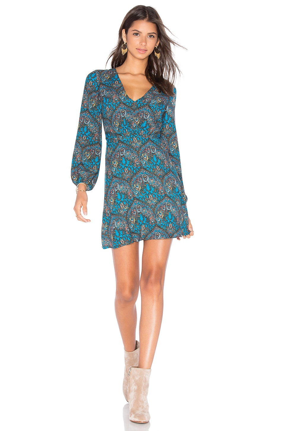 Cary Mini Dress by Alice + Olivia