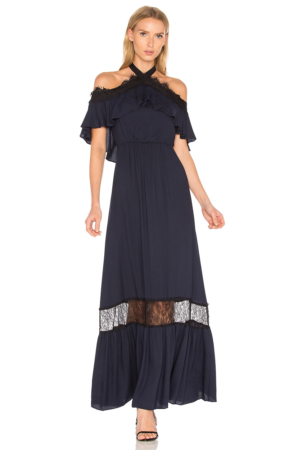 buy Mitsy Gown by Alice + Olivia dresses online shopping