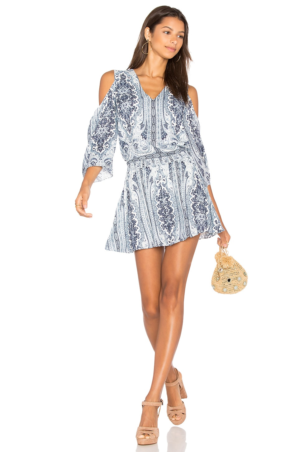 Jolene Dress by Alice + Olivia