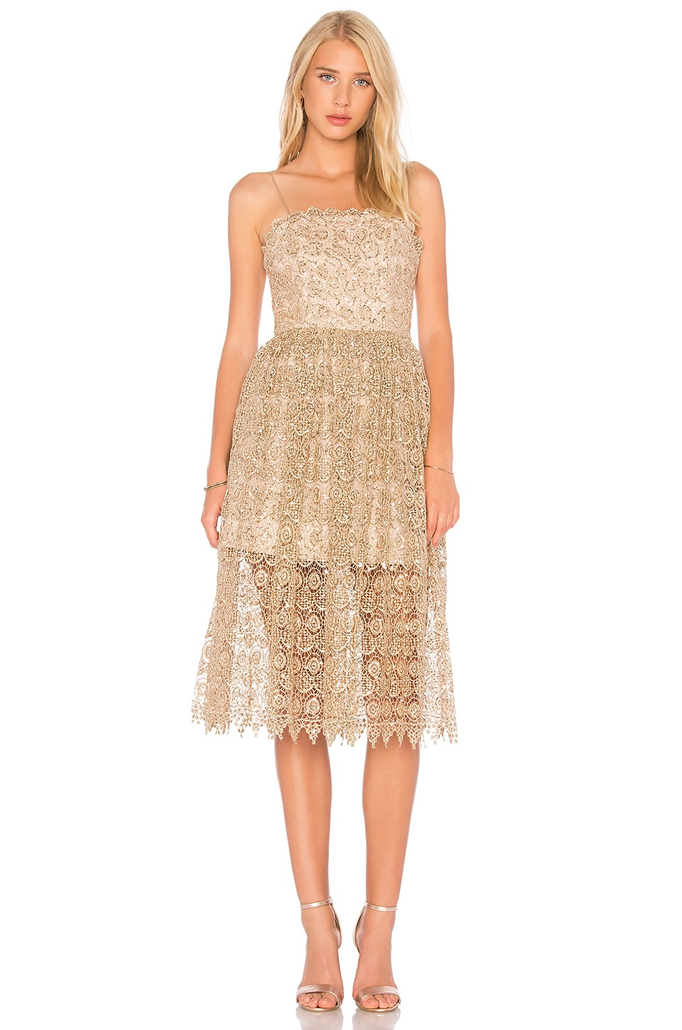 Alma Dress by Alice + Olivia