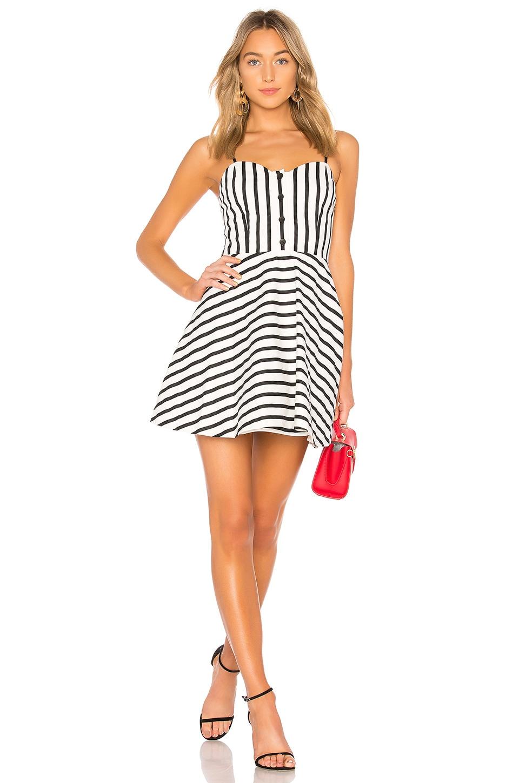 Nella Mini Dress by Alice + Olivia