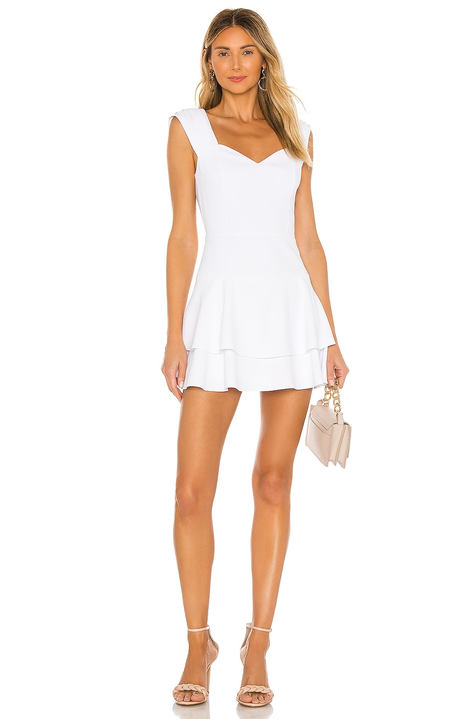 Brinda Fit Flare Dress             Alice + Olivia                                                                                                       CA$ 413.13 3