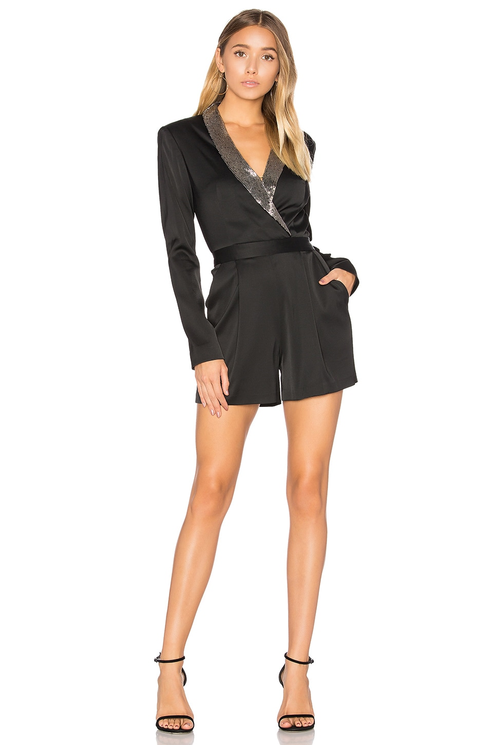 Kyrie Romper by Alice + Olivia