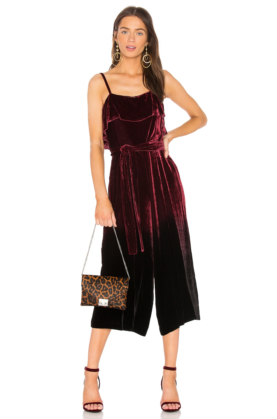 Ally Jumpsuit by Alice + Olivia