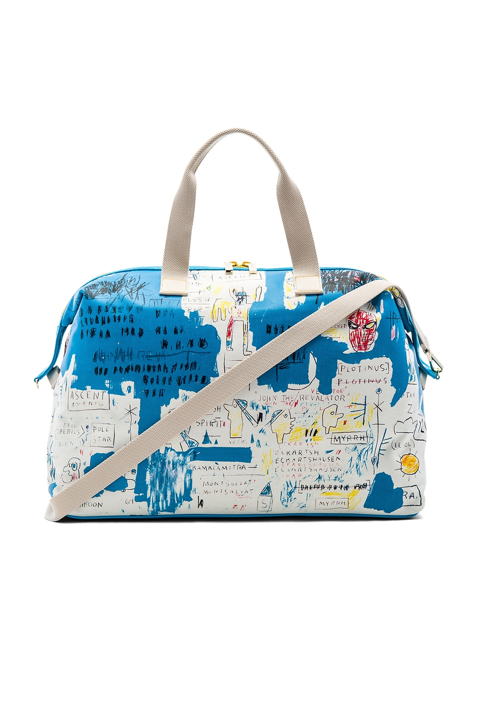 Alice + Olivia Basquiat Ascent Weekender Bag in Multi