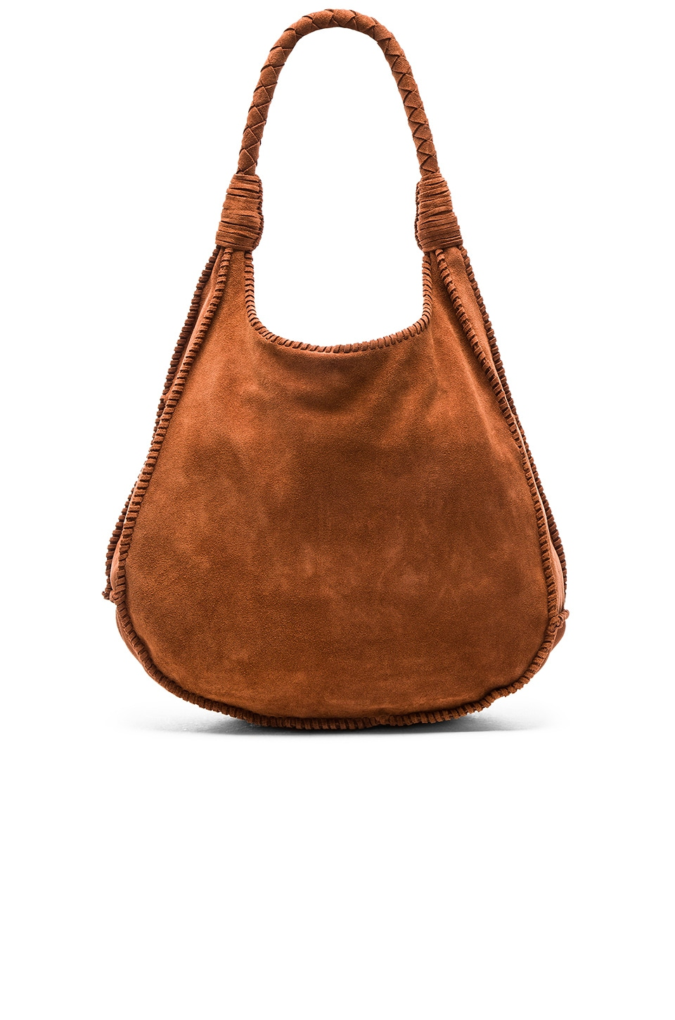 Andrew Suede Hobo at REVOLVE
