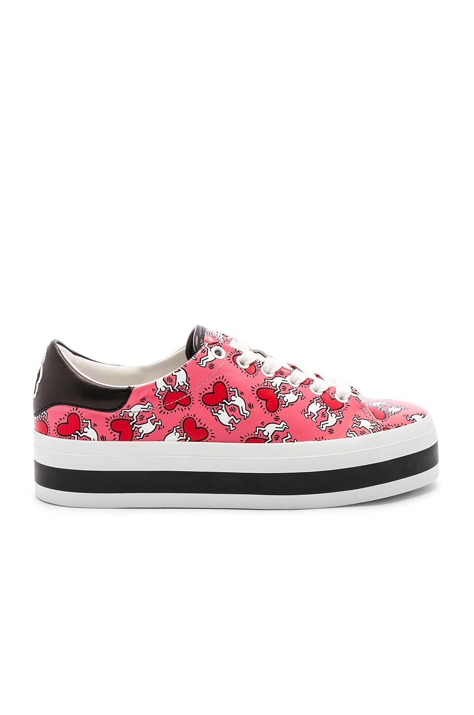 Olivia X Keith Haring Ezra Sneaker in