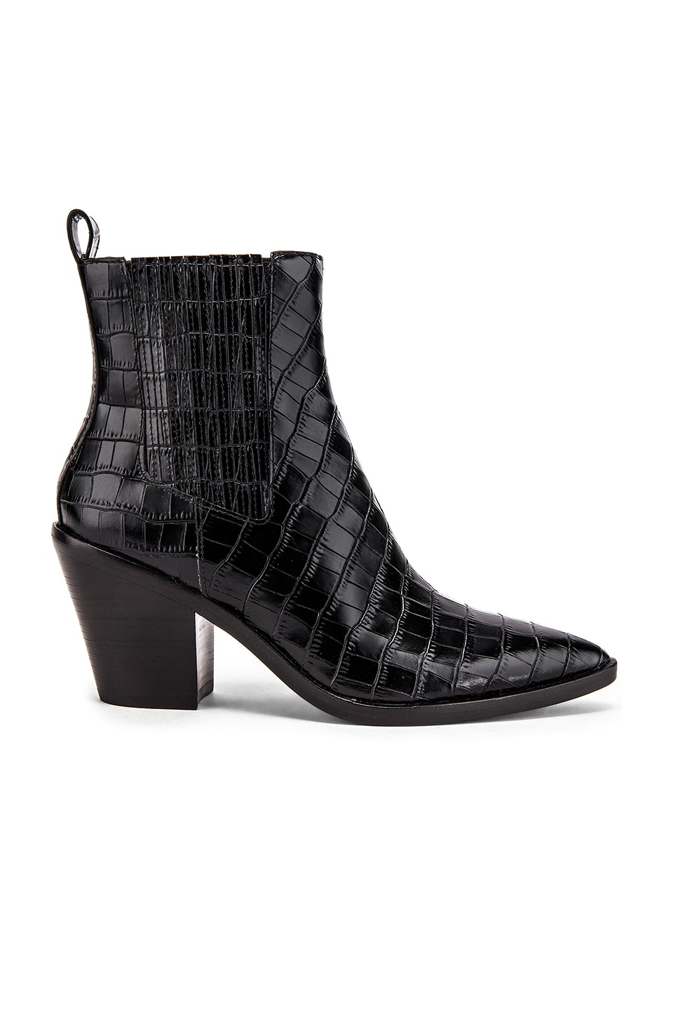 Alice + Olivia Westra Bootie in Black