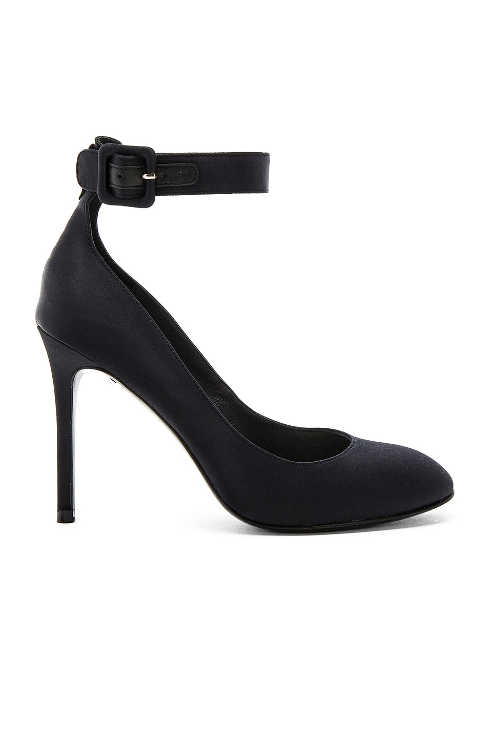Vivia Satin Pump by Alice + Olivia