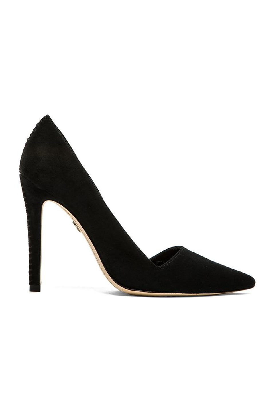 Alice + Olivia Makayla Pumps en Black