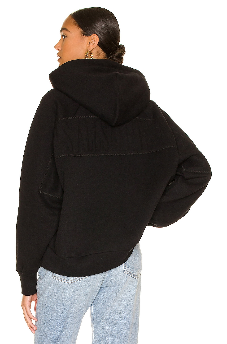 ALLSAINTS Talon Hoody in Black